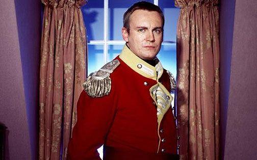 Philip Glenister As William Dobbin In Vanity Fair