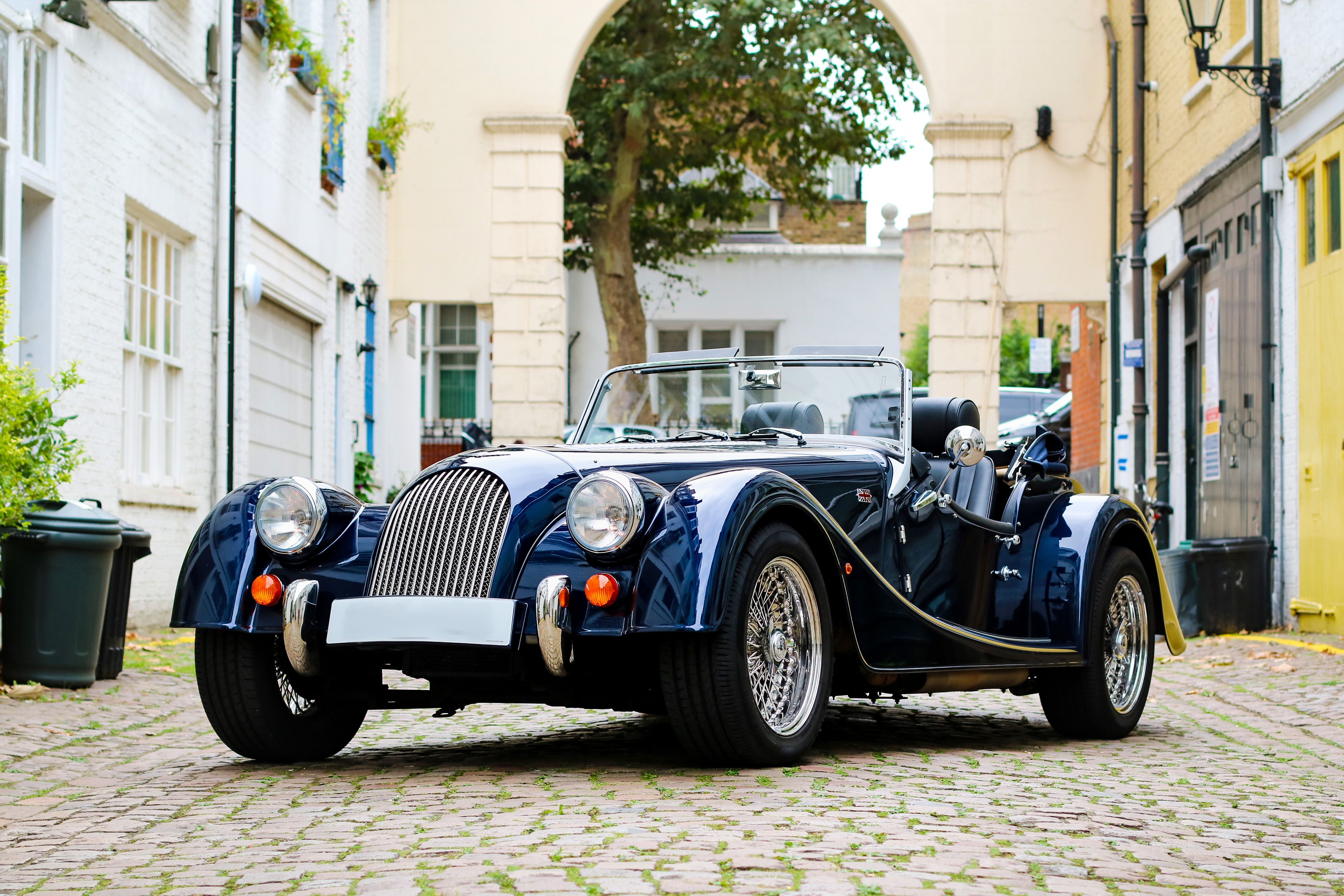 Morgan For Sale In London Pre Owned Cars From London Morgan