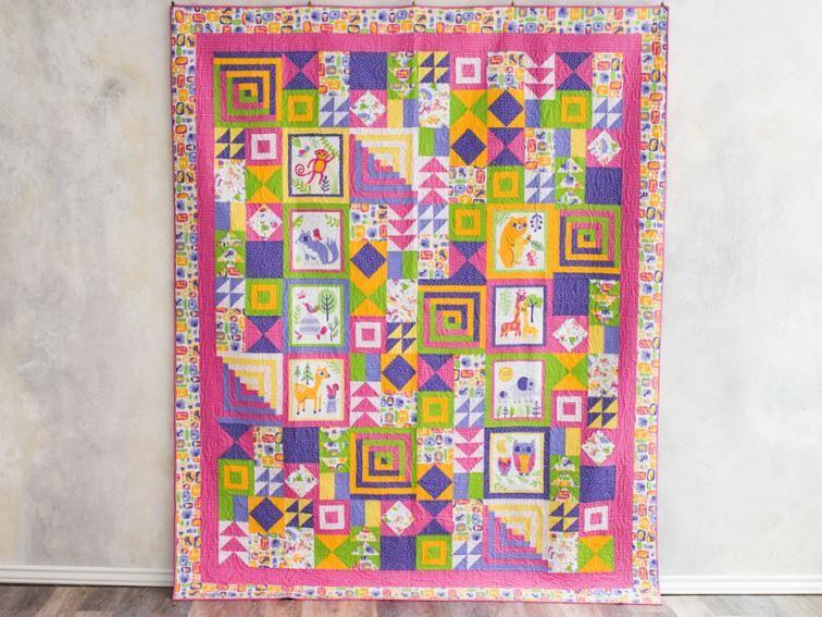 92 best D9P images on Pinterest   Scraps quilt, Patch quilt and ... : d9p quilt pattern - Adamdwight.com