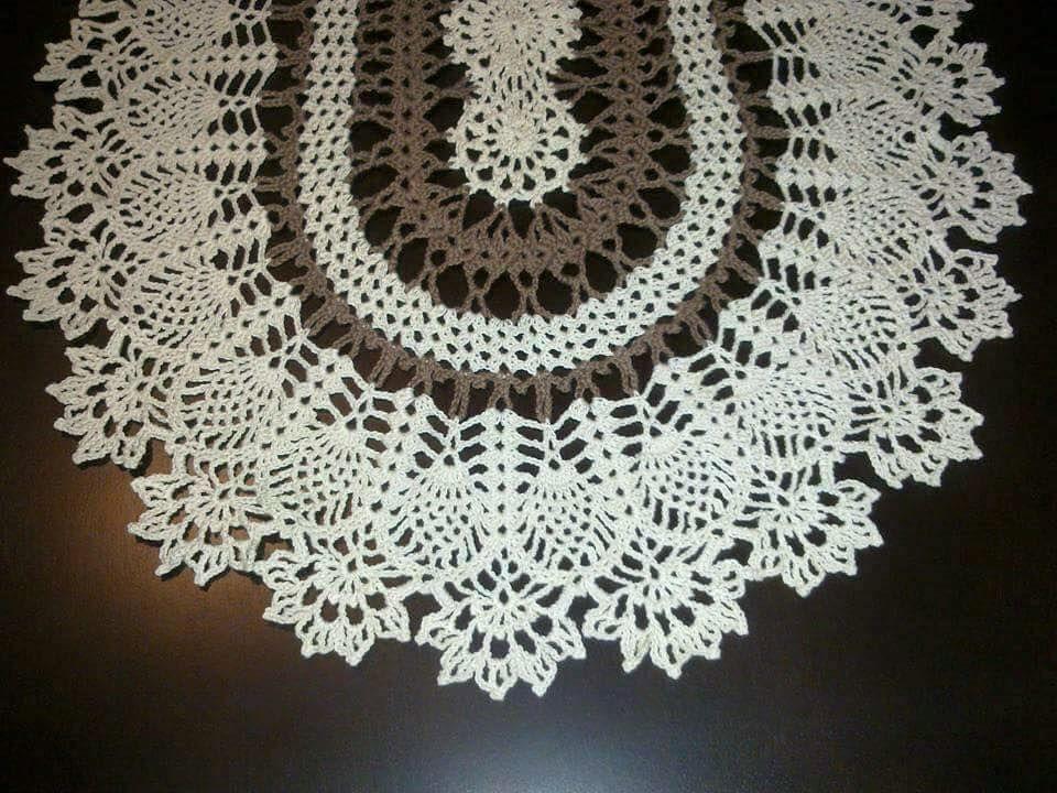 Colección de tapetes en ganchillo con patrones. 30 esquemas de ...