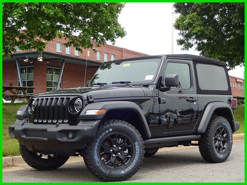 2020 Jeep Wrangler Sport Willys 4x4 2020 Jeep Wrangler
