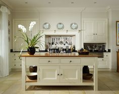 Edwardian Rectory - Handmade Kitchens | Traditional Kitchens ...