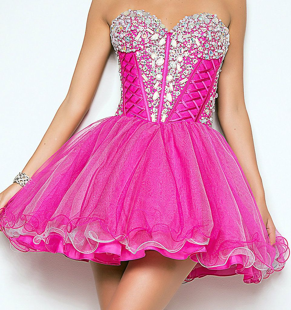 Pin de Ardis Jonmundsdottir en Pink | Pinterest | Vestidos bonitos ...