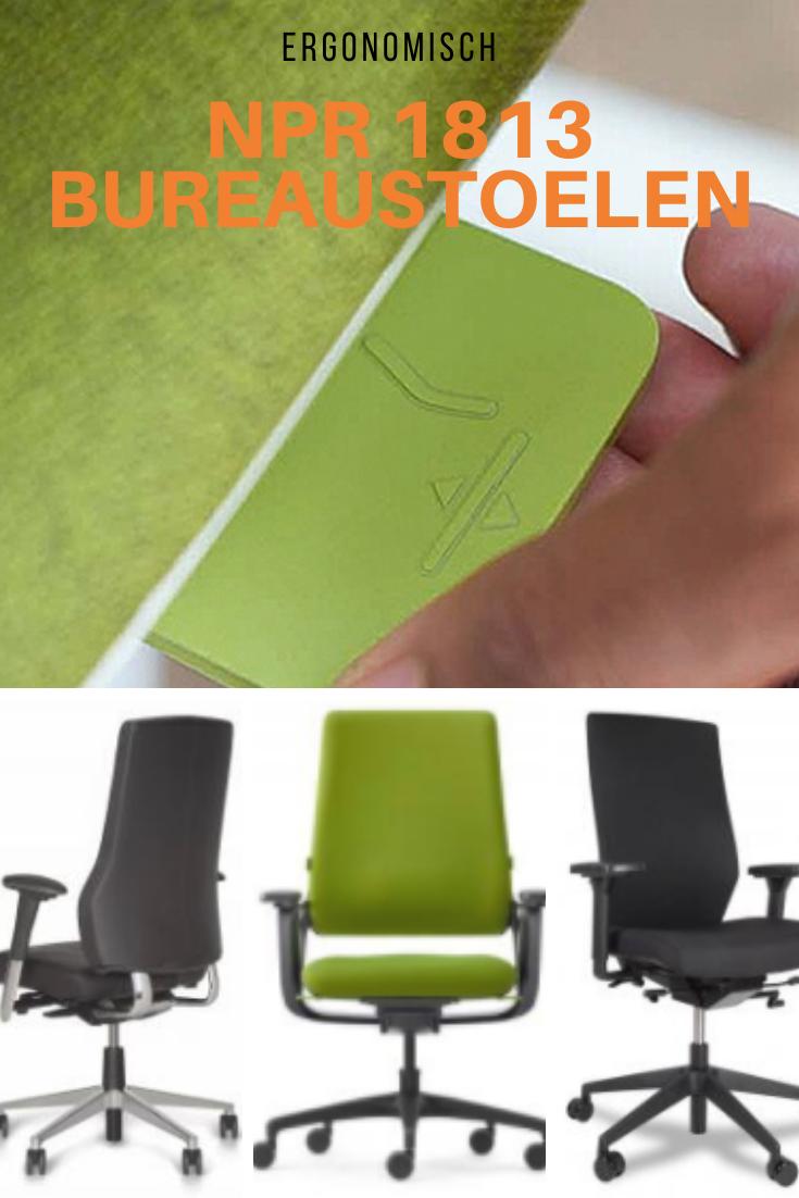 Npr 1813 Bureaustoel In 2020 Bureaustoel Stoelen Hergebruiken
