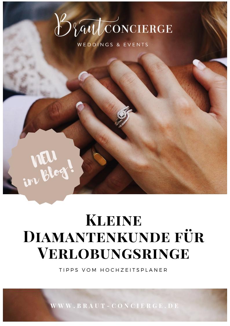 Kleine Diamantenkunde Fur Verlobungsringe Bridal Couture