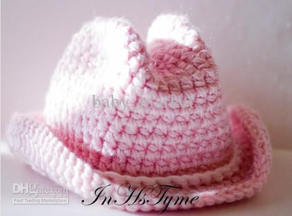 Free Crochet Patterns For Baby And Toddler Hats : Free Crochet Baby Cowboy Hat Pattern Baby Knit and Love ...