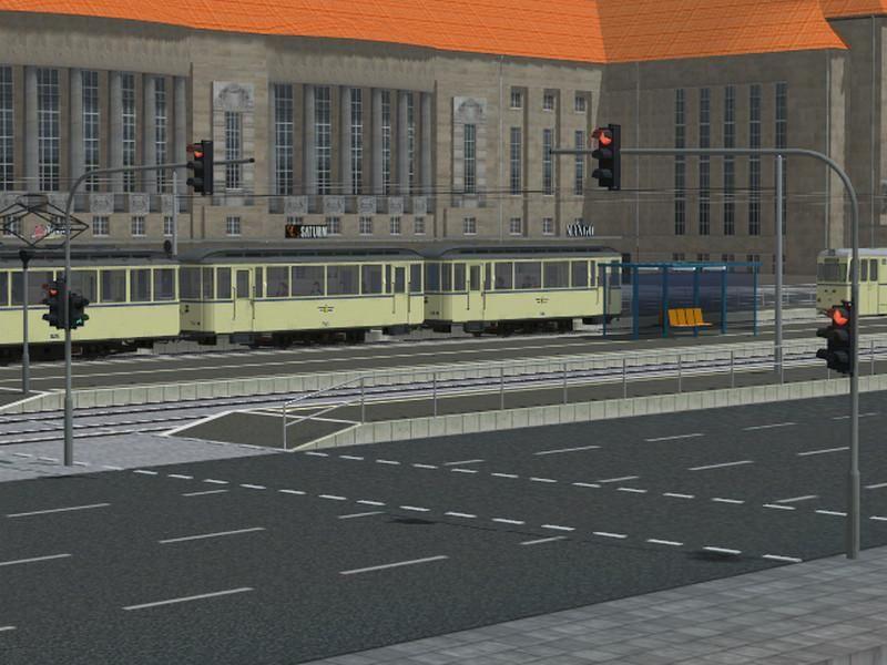 Ampel-Baukasten für mehrspurige Straßenkreuzungen. Ab #EEP8 http://bit.ly/Ampel-Baukasten