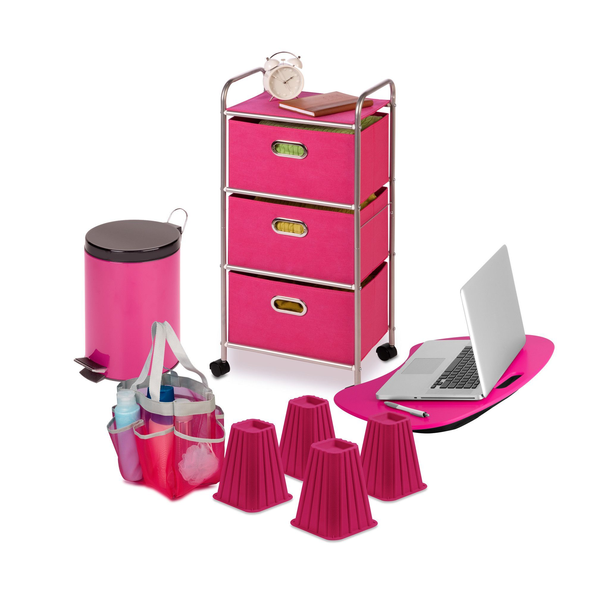 3-Drawer Storage Chest