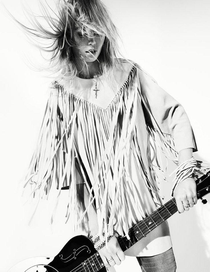 Fringe: Rocker Style
