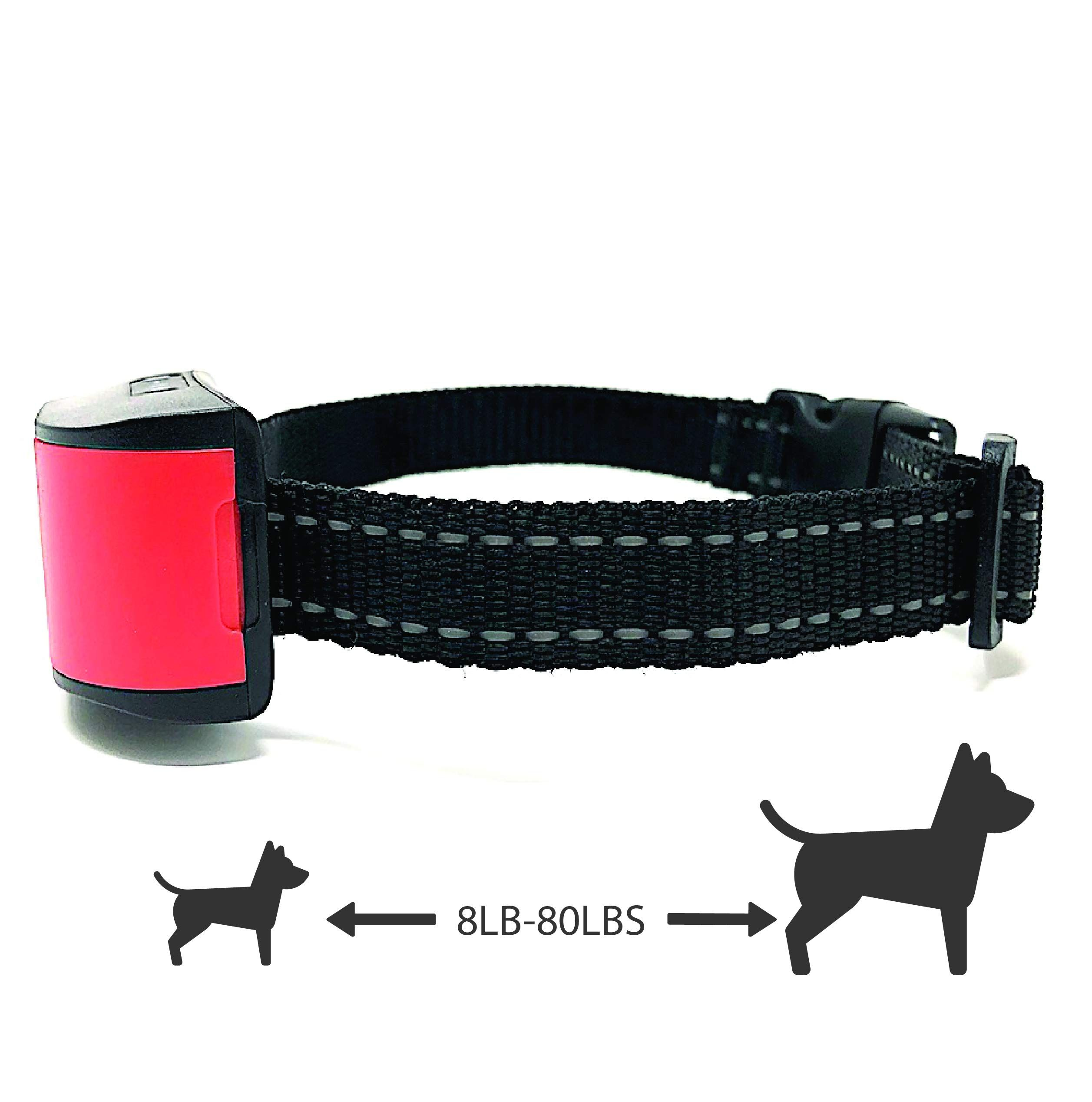 Topdale Bark Collar Small Dog And Medium Dogs Petsafe Barking Collar With No Shock Vibration And Sound Only Huma Bark Collars For Dogs Medium Dogs Dog Barking