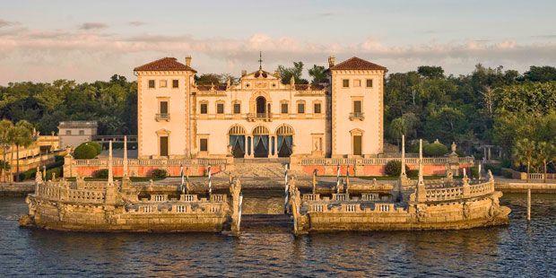 Vizcaya Wedding Venue Romantic Wedding Venue Miami Attractions Vizcaya Wedding