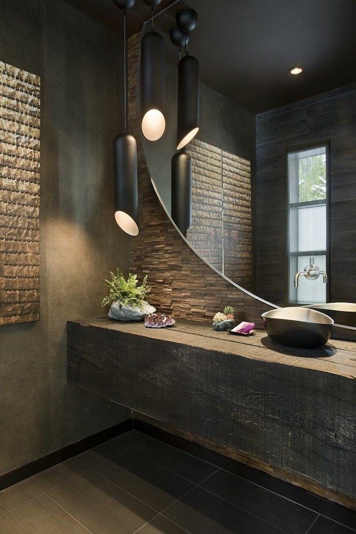 ▷ 1001 + modèles pharamineux de la salle de bain moderne - Salle De Bain Moderne Grise