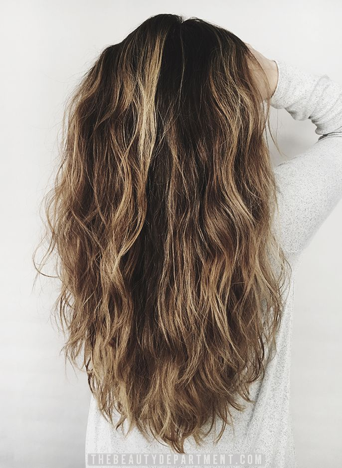 Barely There Wave Straight Wavy Hair Natural Wavy Hair Wavy Hair Tips