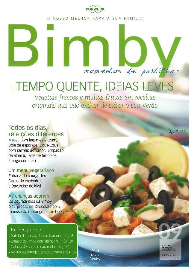 Revista Bimby Julio 2009