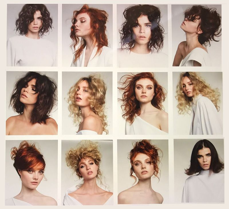 77 The Hill hairdressing team take part in an exciting photo shoot!