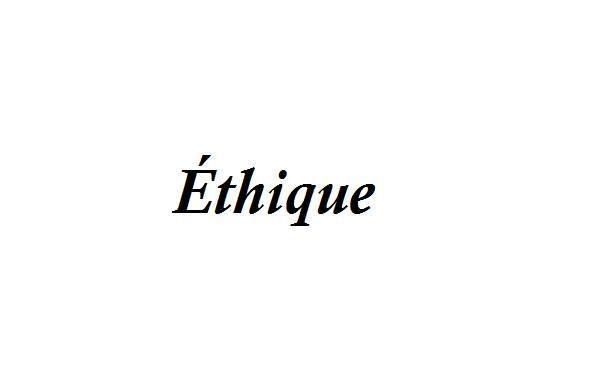 Quelle Est La Difference Entre Ethique Et Deontologie