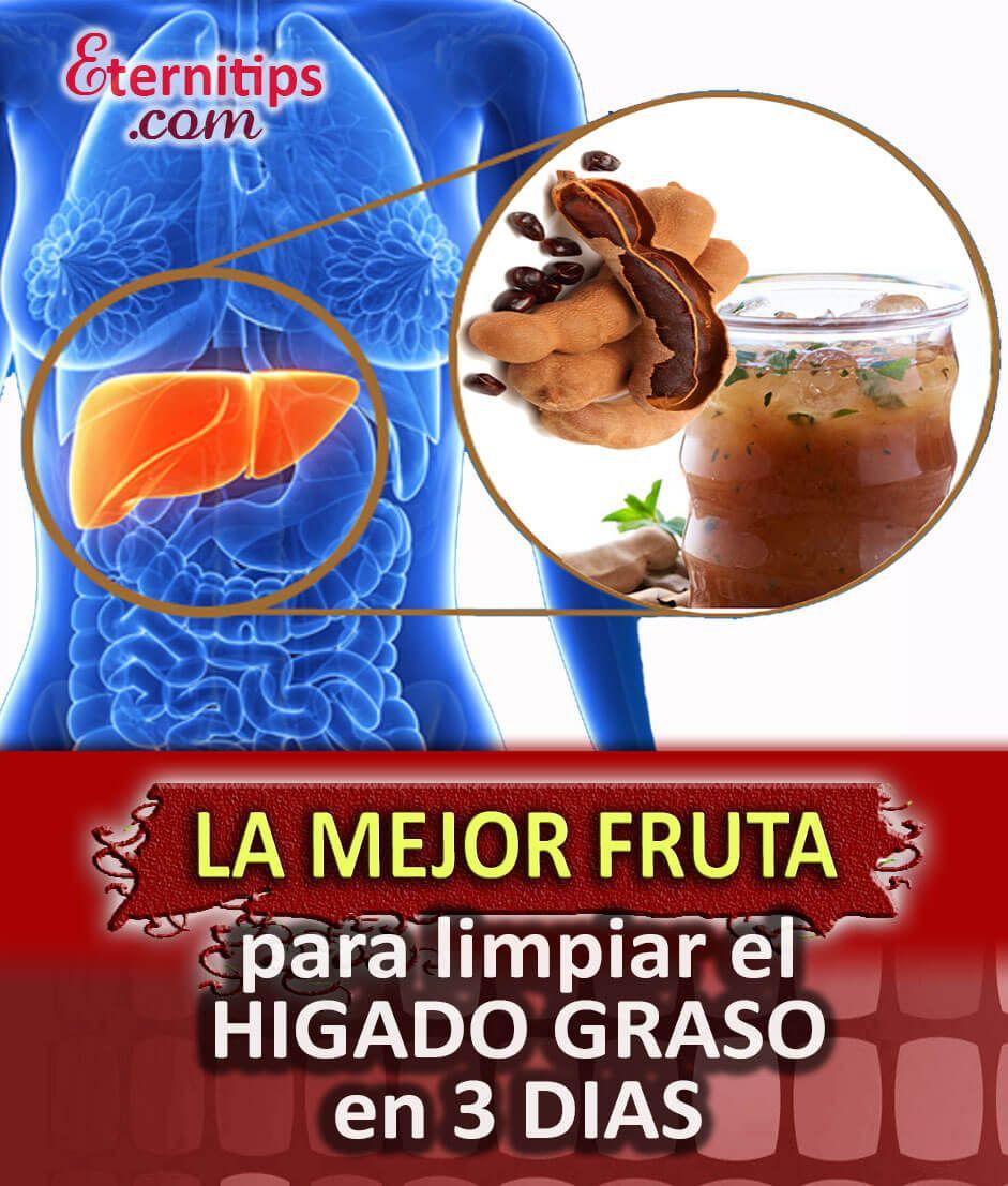 remedios caseros para eliminar higado graso