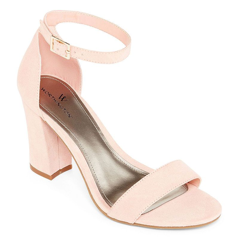 c5962a9fe04 Worthington Beckwith Womens Heeled Sandals - JCPenney