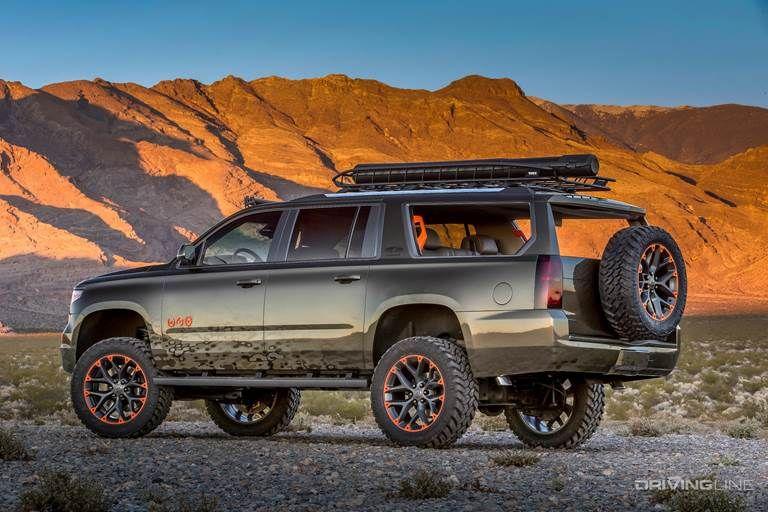 2018 Chevy Suburban Concept Chevy Suburban Chevrolet Suburban