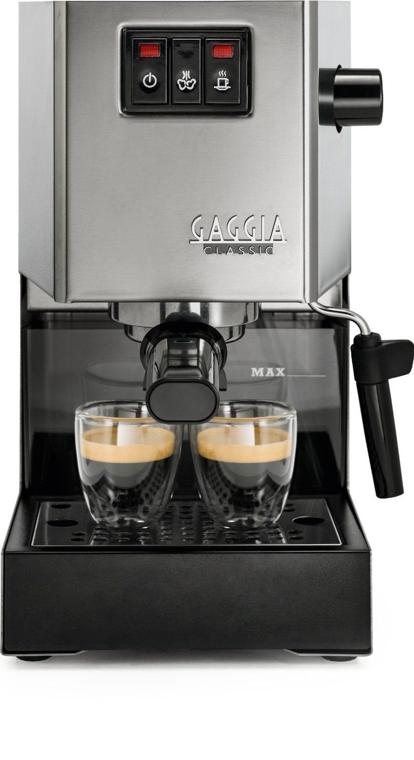 Espresso Machines Reviews 2019 Gaggia, Gaggia classic