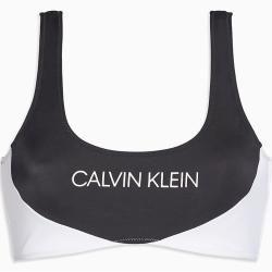 Photo of Calvin Klein Bustier Bikini-Top – Ck Blocking S Calvin Klein