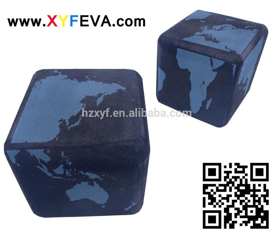 10x10x10cm earth stress ball world map cube rigid foam cube paper 10x10x10cm earth stress ball world map cube rigid foam cube paper weight promotional stress balls sciox Gallery