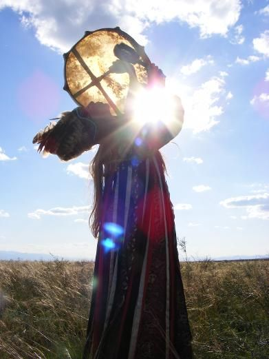 Invocation and Prayer ☽ Navigating the Mystery ☽ Frame Drum