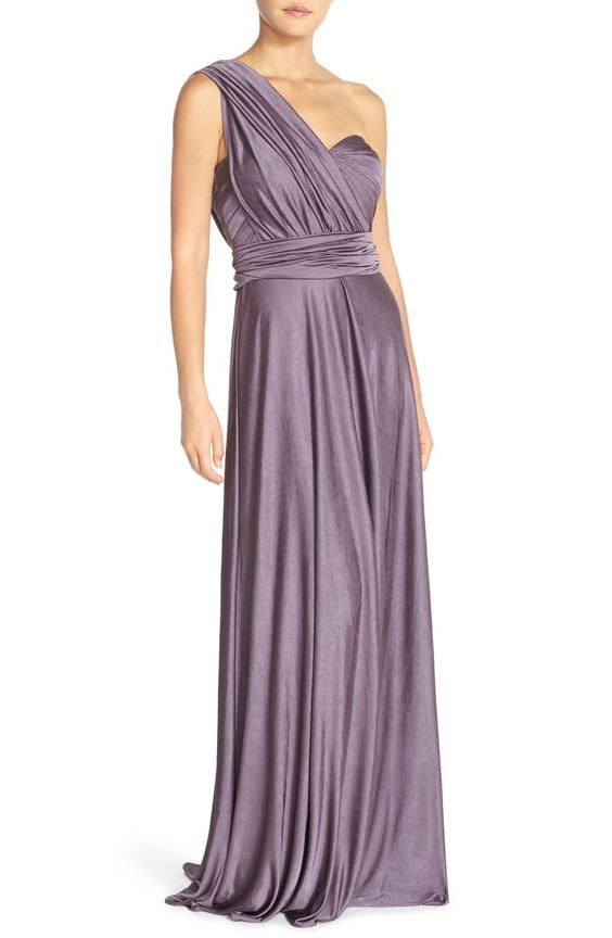 Convertible bridesmaid dress by Jenny Yoo. | The Stylish Bridesmaid ...