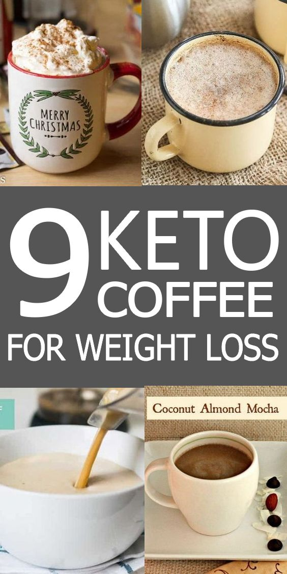 9 Keto Coffee For Weight Loss