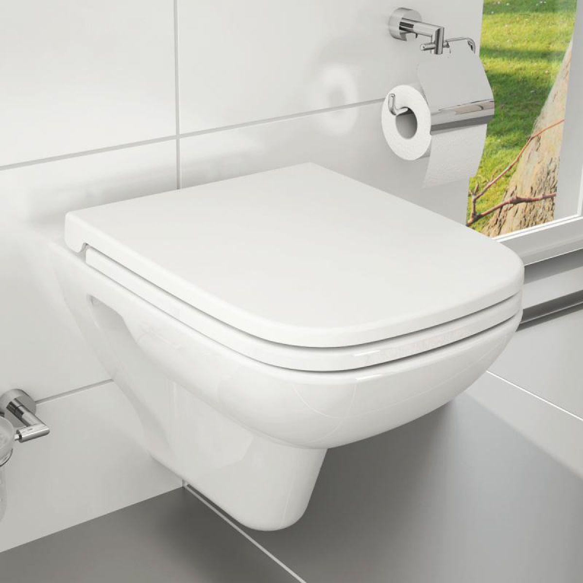Vitra S20 Wall Mounted Toilet Vitra S20