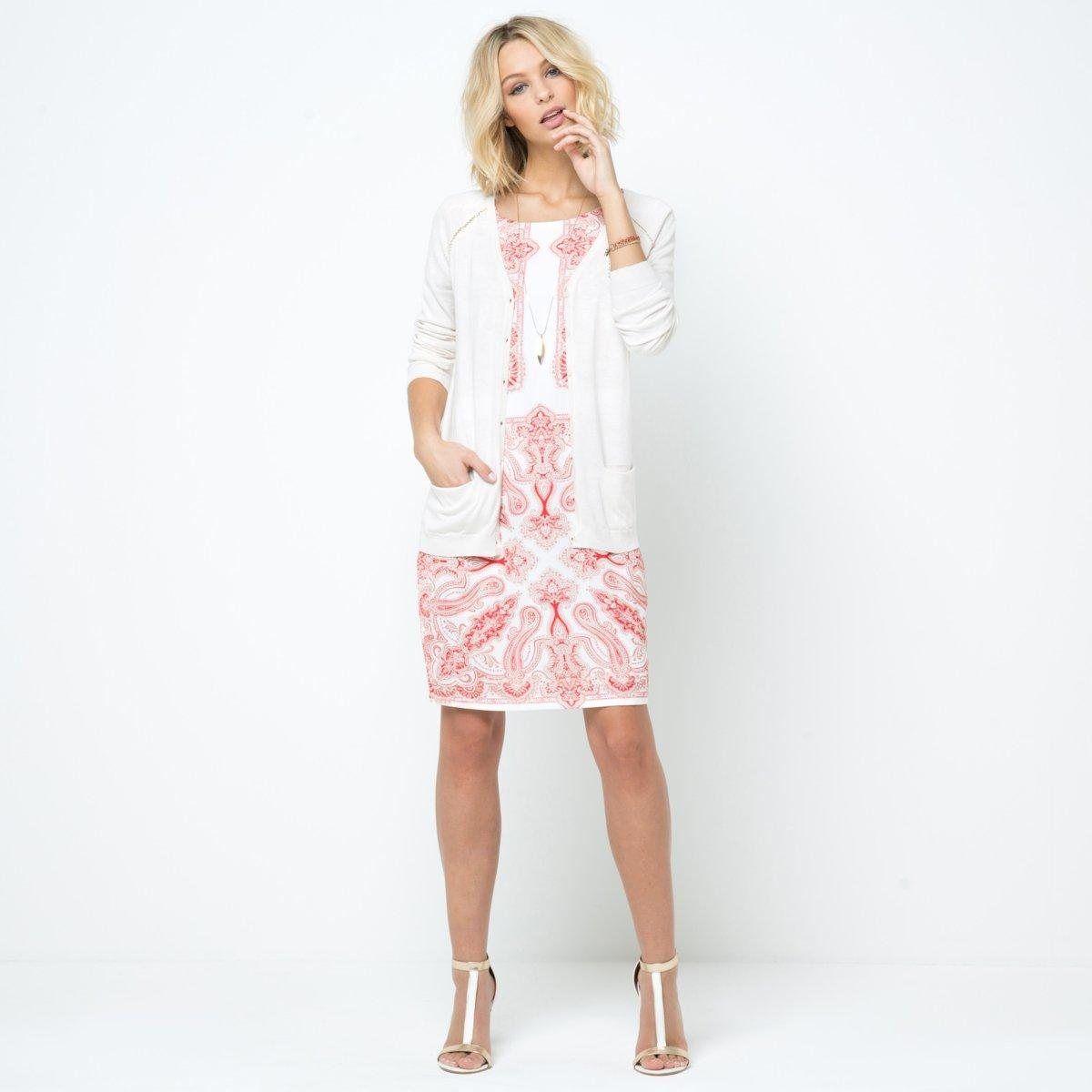 c68f383a7c3a Robe-housse imprimé foulard Laura Clement   La Redoute   style me by ...