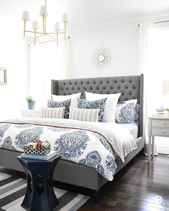 Design An Elegant Bedroom In 5 Easy Steps: CITRINELIVING BY TAMARA ANKA