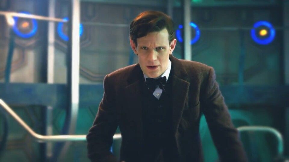 Matt Smith, death of the 11-th Doctor