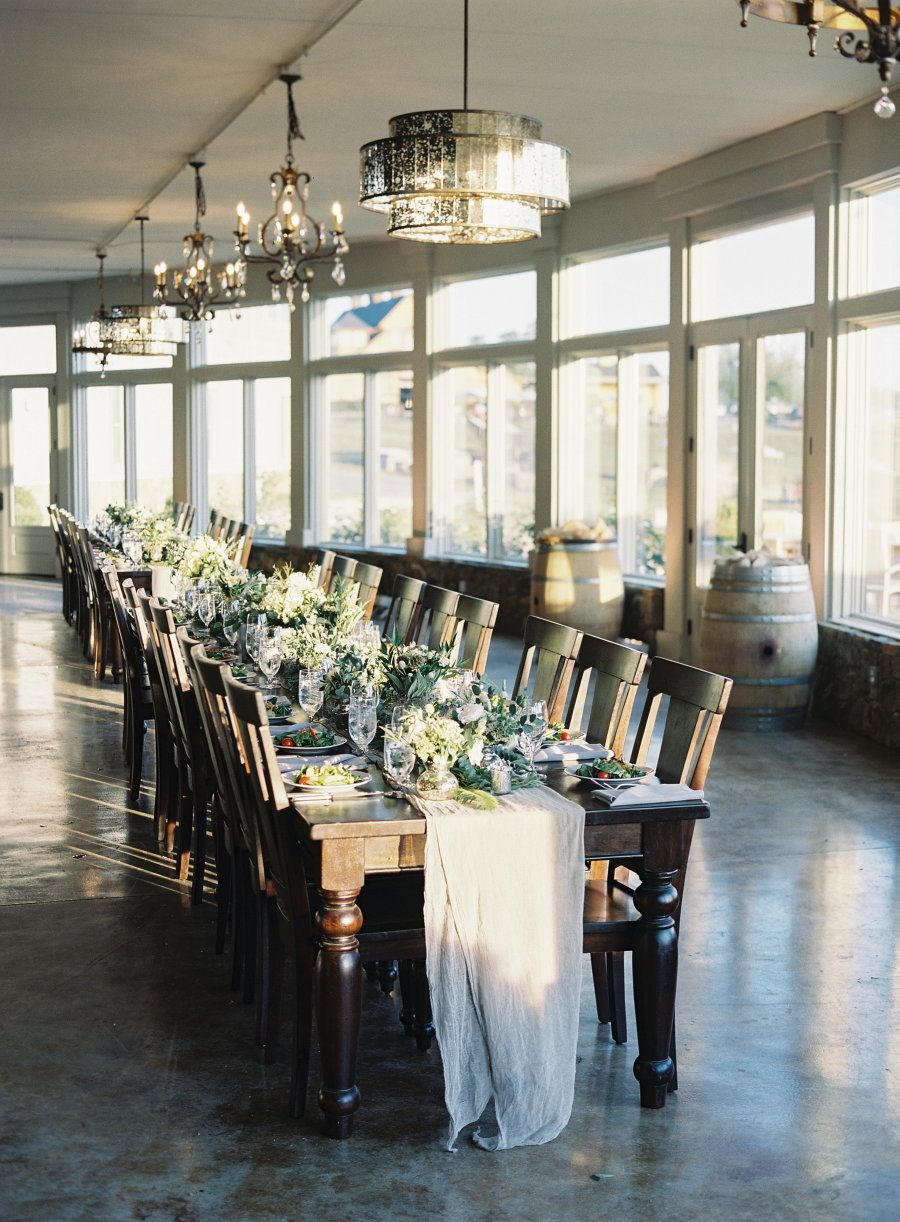 Rustic Virginia Fall Winery Wedding in 2019 Winery