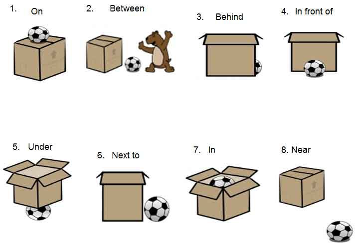 Preposition Of Place Worksheet For Kindergarten - interactive games ...