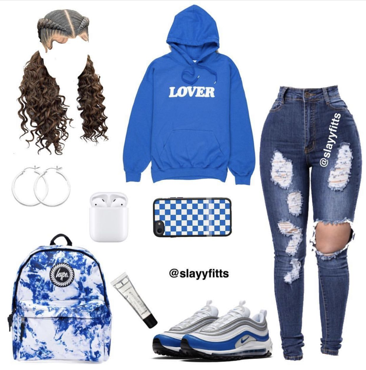 Follow @slayyfitts for more outfits inspo! 🥰 in 2019