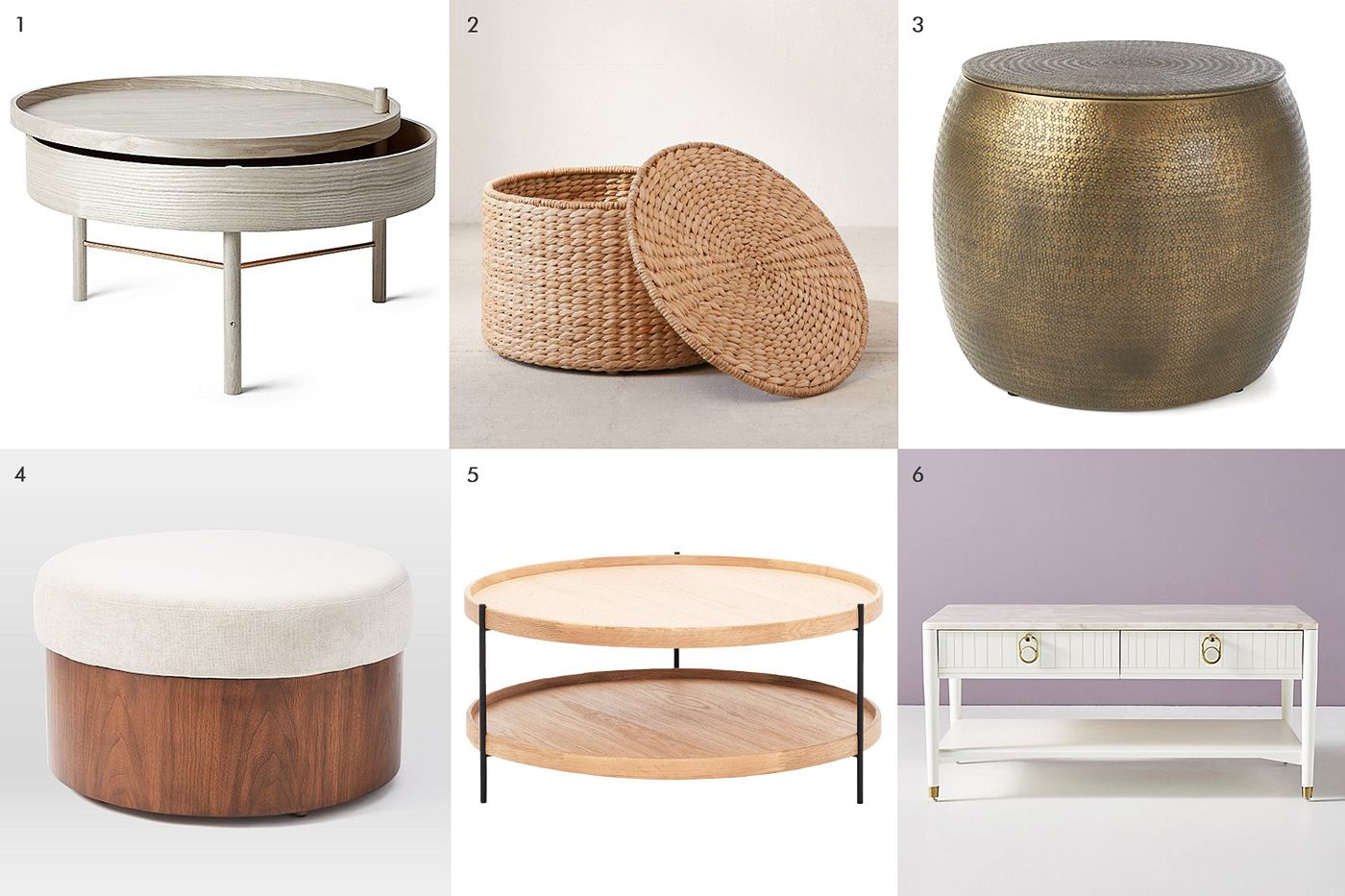 30 coffee tables for when youre short on space coffee