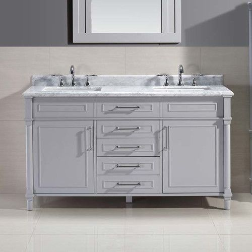 Found it at Wayfair  Ani 60 Double Bathroom Vanity Set More Pinteres