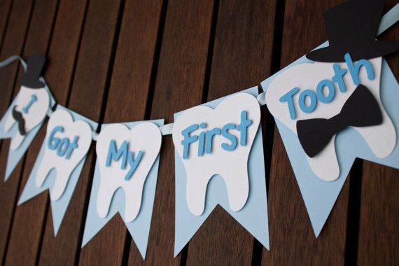 Tooth Party Banner First Tooth Party Atamhatik Agra By