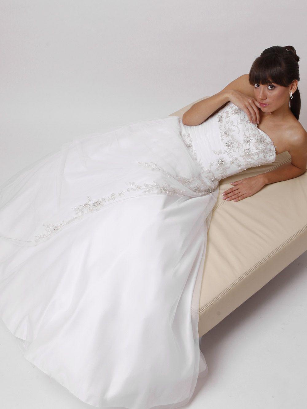 strass Hochzeitskleid | Hochzeitskleid Prinzessin Sissi für die ...