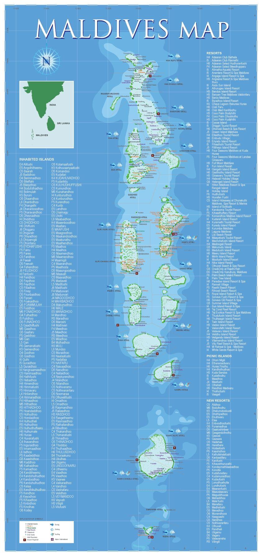Maldives Holiday Resorts Hotels Vacation Reservations And