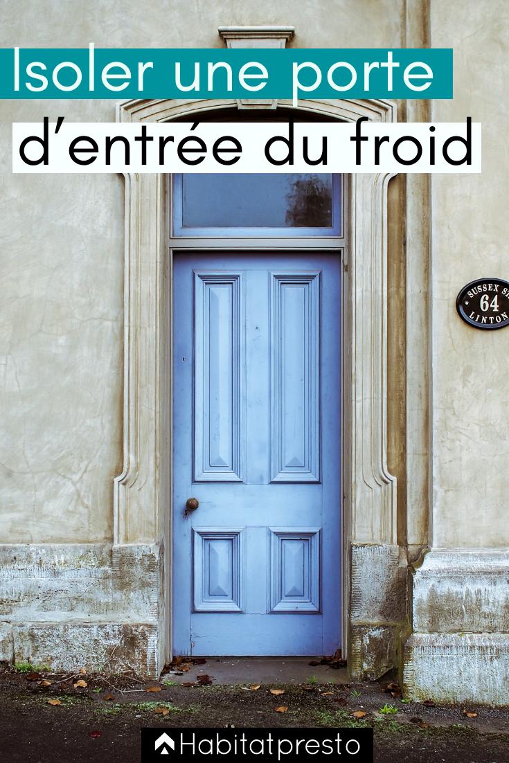 Isolation Bas De Porte Fenetre