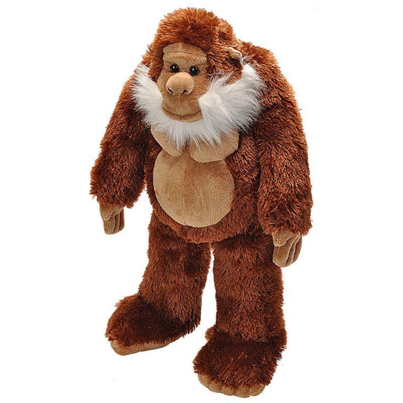 "17/"" Standing Plush Toy Bigfoot Sasquatch Stuffed Animal Doll"