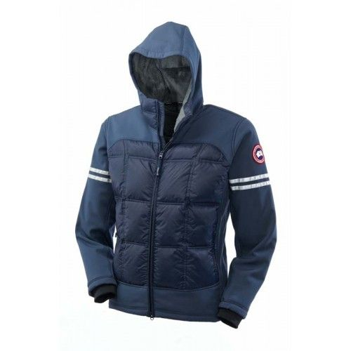 canada goose homme blanc