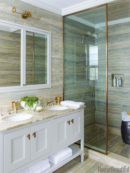 40 propuestas para decorar con azulejos tu baño   Pinterest   Cuarto ...