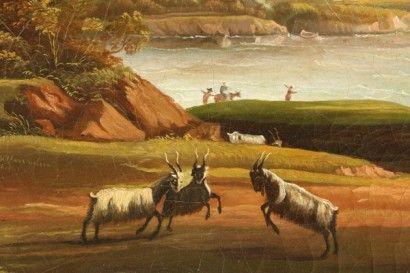 Arte Ottocento- Pittura paesaggistica-Paesaggio italiano ...
