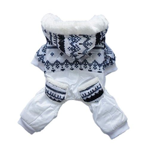Hold Honey Pet Jumpsuit Hoodie Hooded Snowflakes Dog Clothes Apparel Size S Suit for pet winter or autumn warmSize Chart: XS: Chest girth 10 inches/25.4cmBack length 6 inches/ 15cm Neck girth 8 inches/ 20cm S: Read  more http://dogpoundspot.com/hold-honey-pet-jumpsuit-hoodie-hooded-snowflakes-dog-clothes-apparel-size-s/  Visit http://dogpoundspot.com for more dog review products