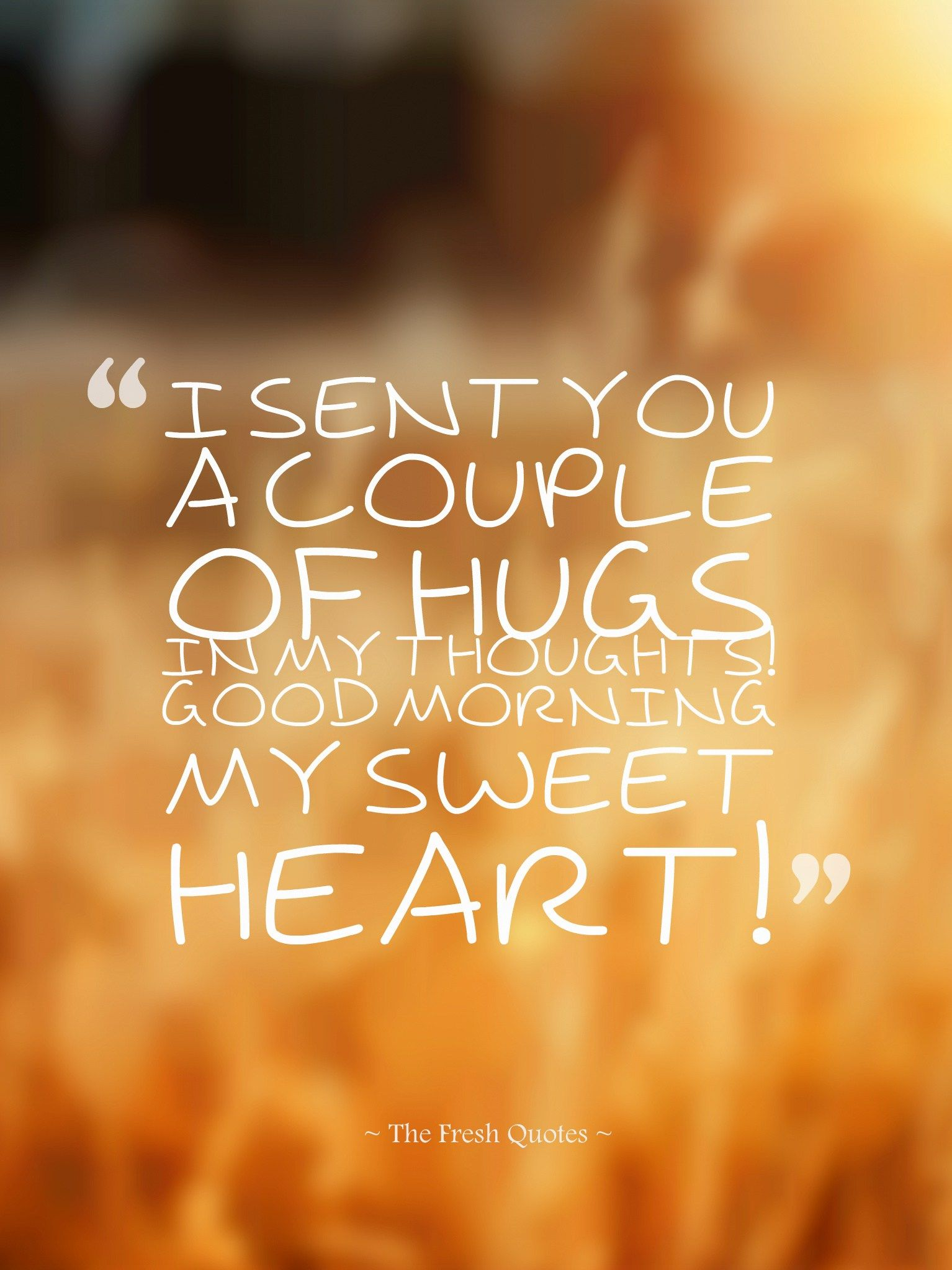 Cute Romantic Good Morning Wishes Images Love Morning Quotes