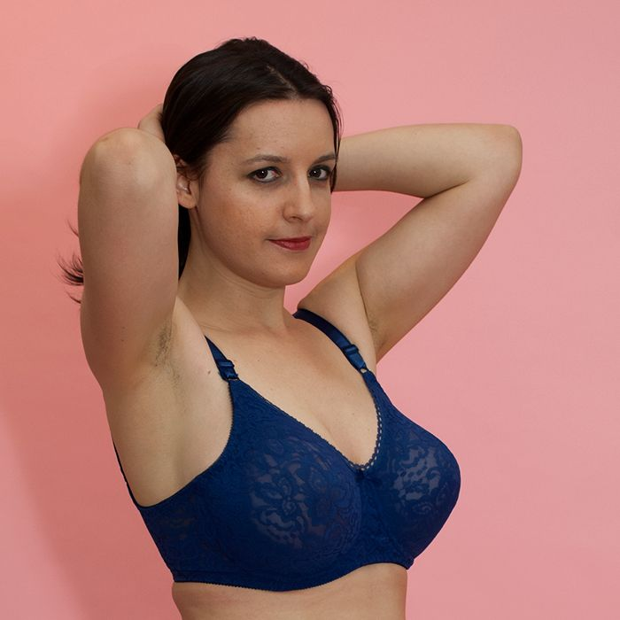 Bali Lace 'n Smooth Underwire Bra from Brabarella Lingerie http ...