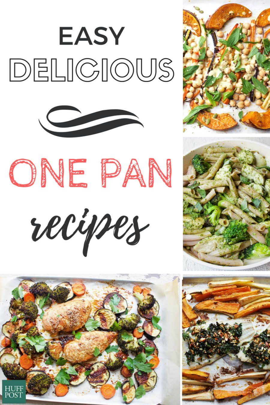 These One Pan Recipes Make Cooking And Cleaning A Cinch